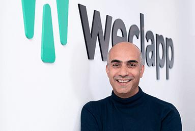 weclapp CEO Ertan Özdil