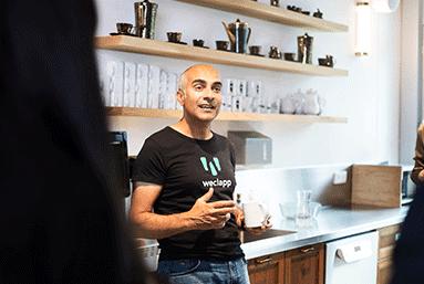 Ertan Özdil - CEO bei weclapp