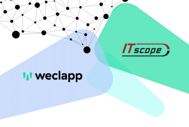 weclapp and ITscope